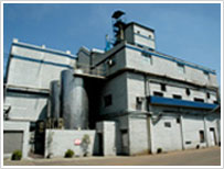 MANUFACTURING PLANT THE MALT COMPANY